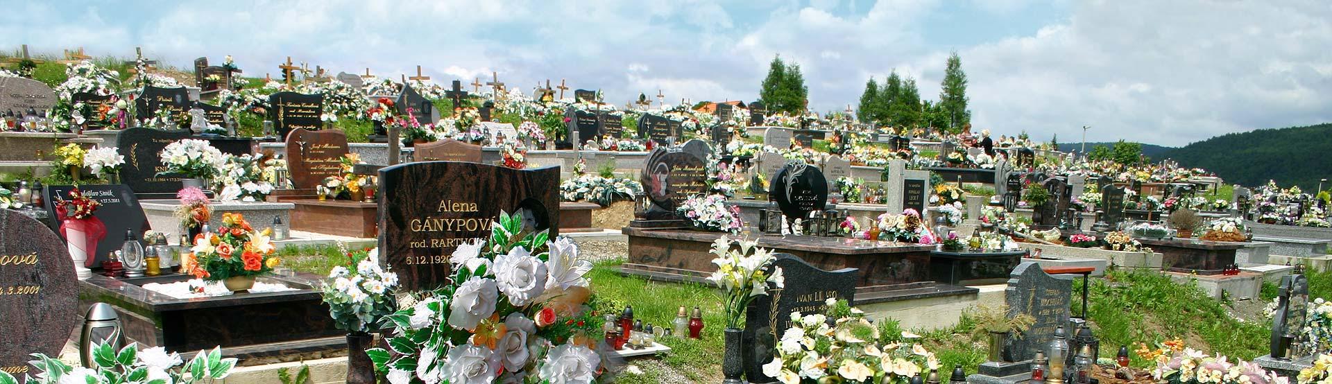 Pohrebné služby a prevoz zosnulých zo zahraničia