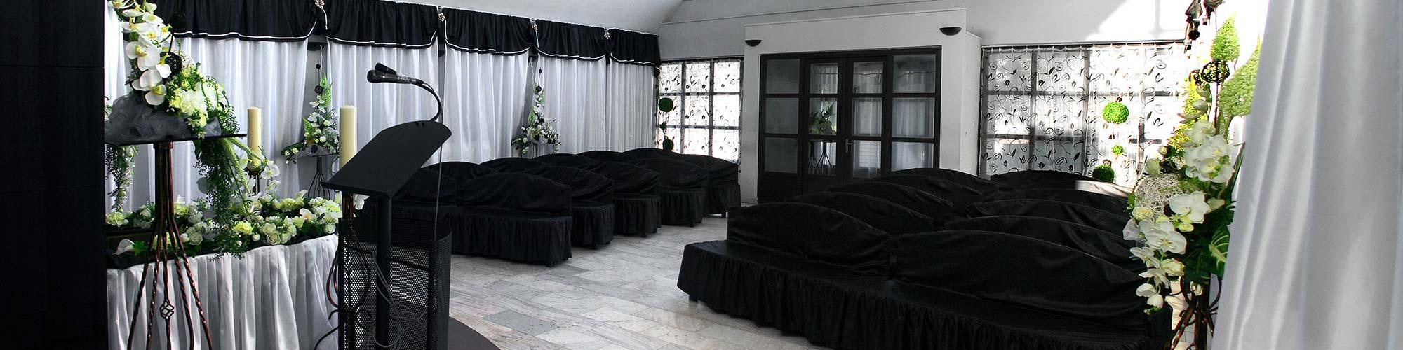 Pohrebný ústav Humenné